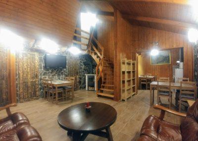 Chata Zebra – ubytovanie na Liptove: Malinô Brdo / Hrabovo / Ružomberok